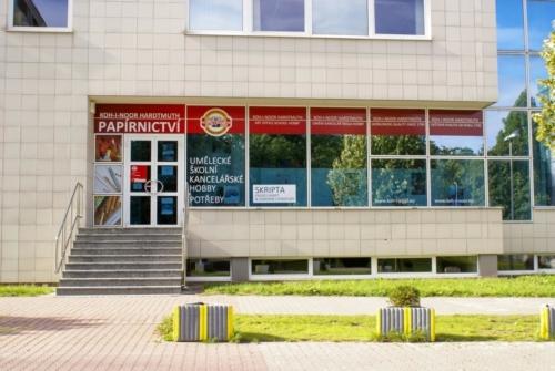 kupastudio_KIN BrandStore Pardubice UPCE-01